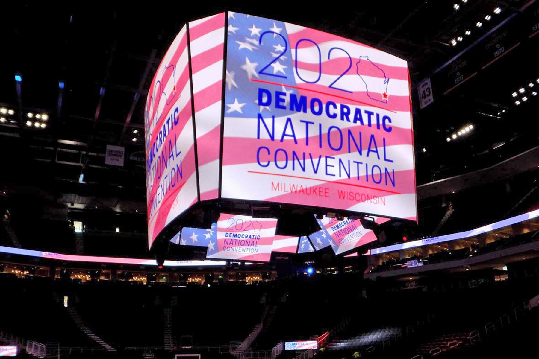 DNC goes virtual:  Night 1