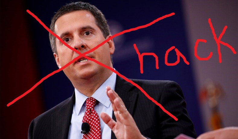 Udderly ridiculous:  A very Devin Nunes cow story