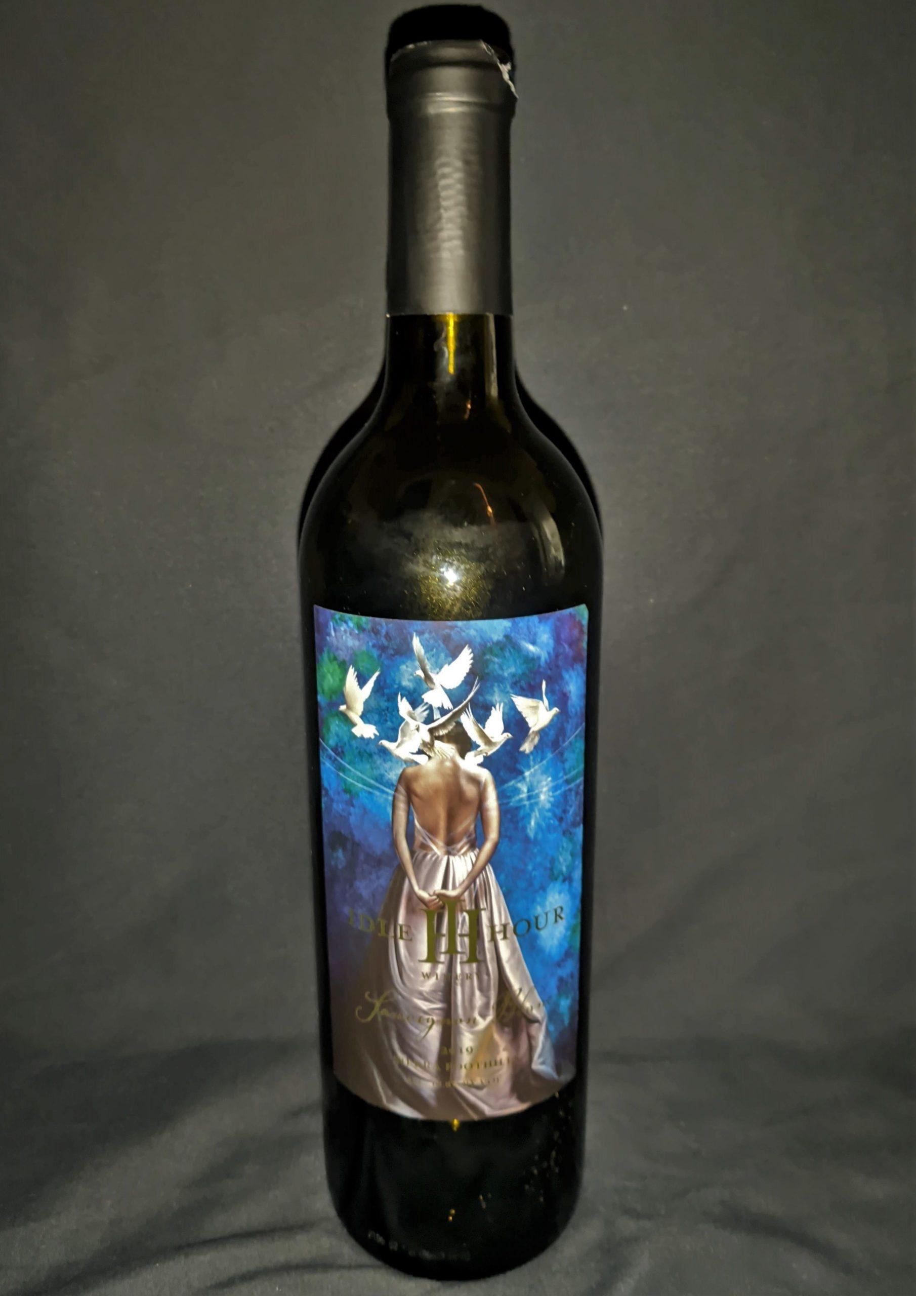 Idle Hour Winery: Sauvignon Blanc