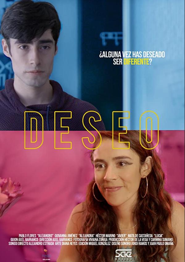 Mexican gay short film: Deseo