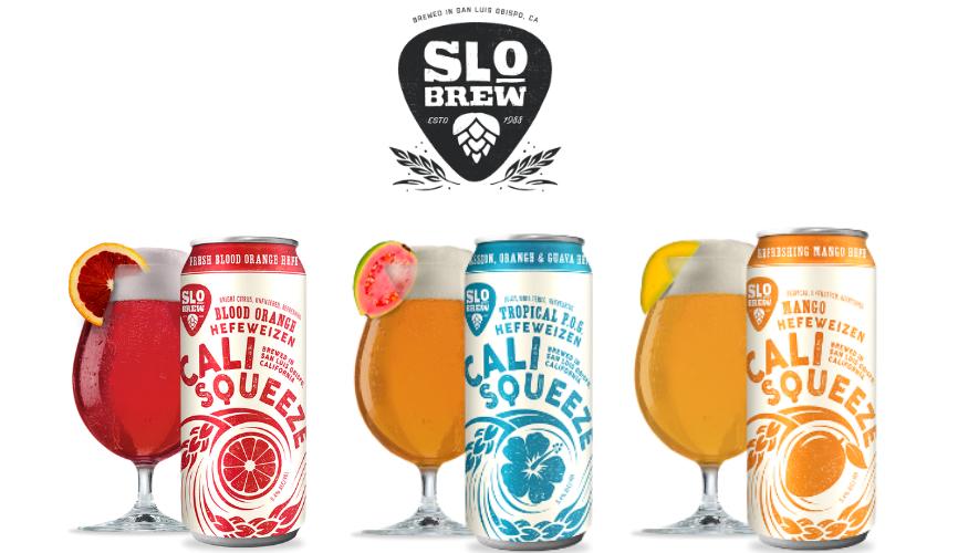 Blood orange Cali-Squeeze Beer Review