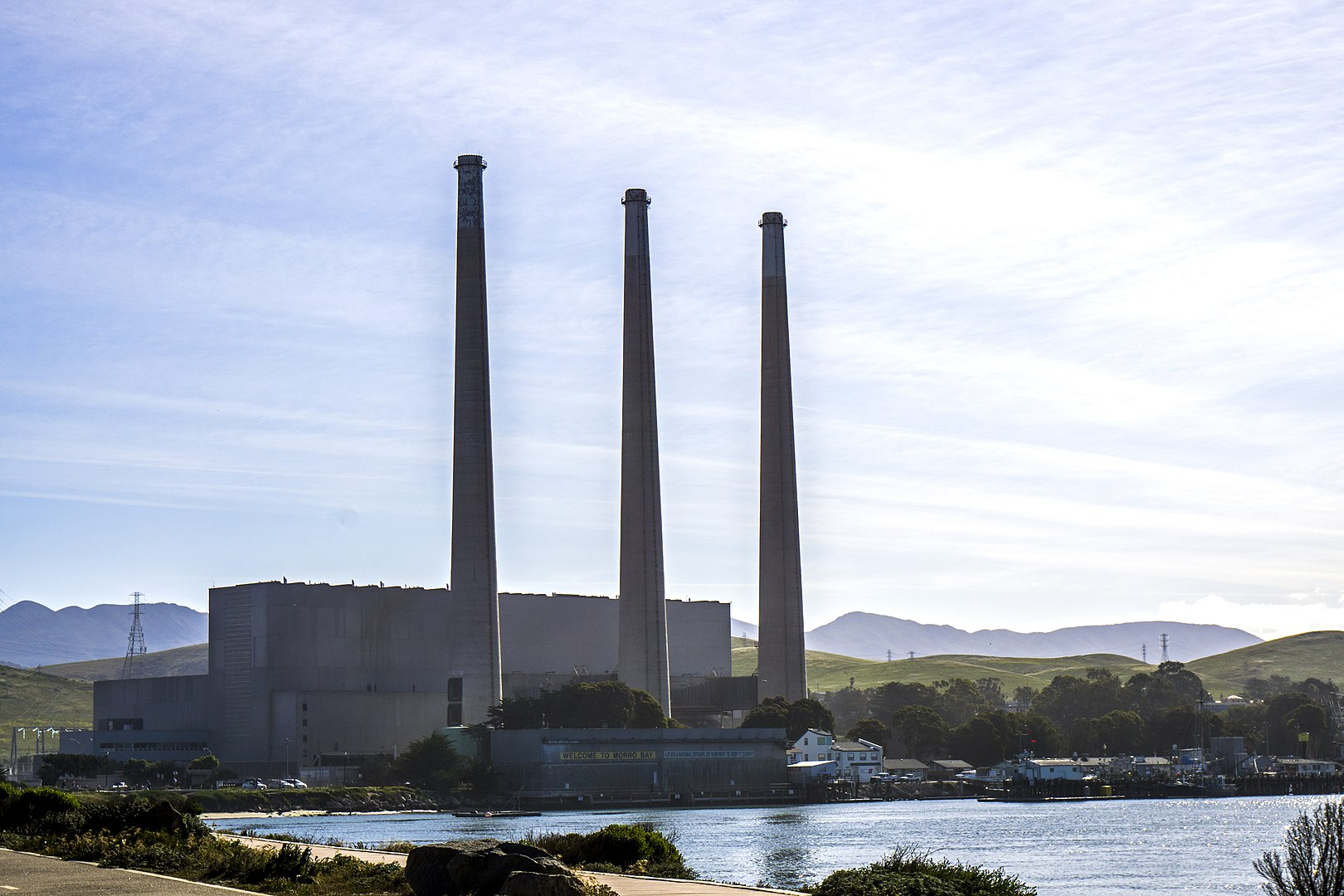 Morro Bay to get offshore wind farms