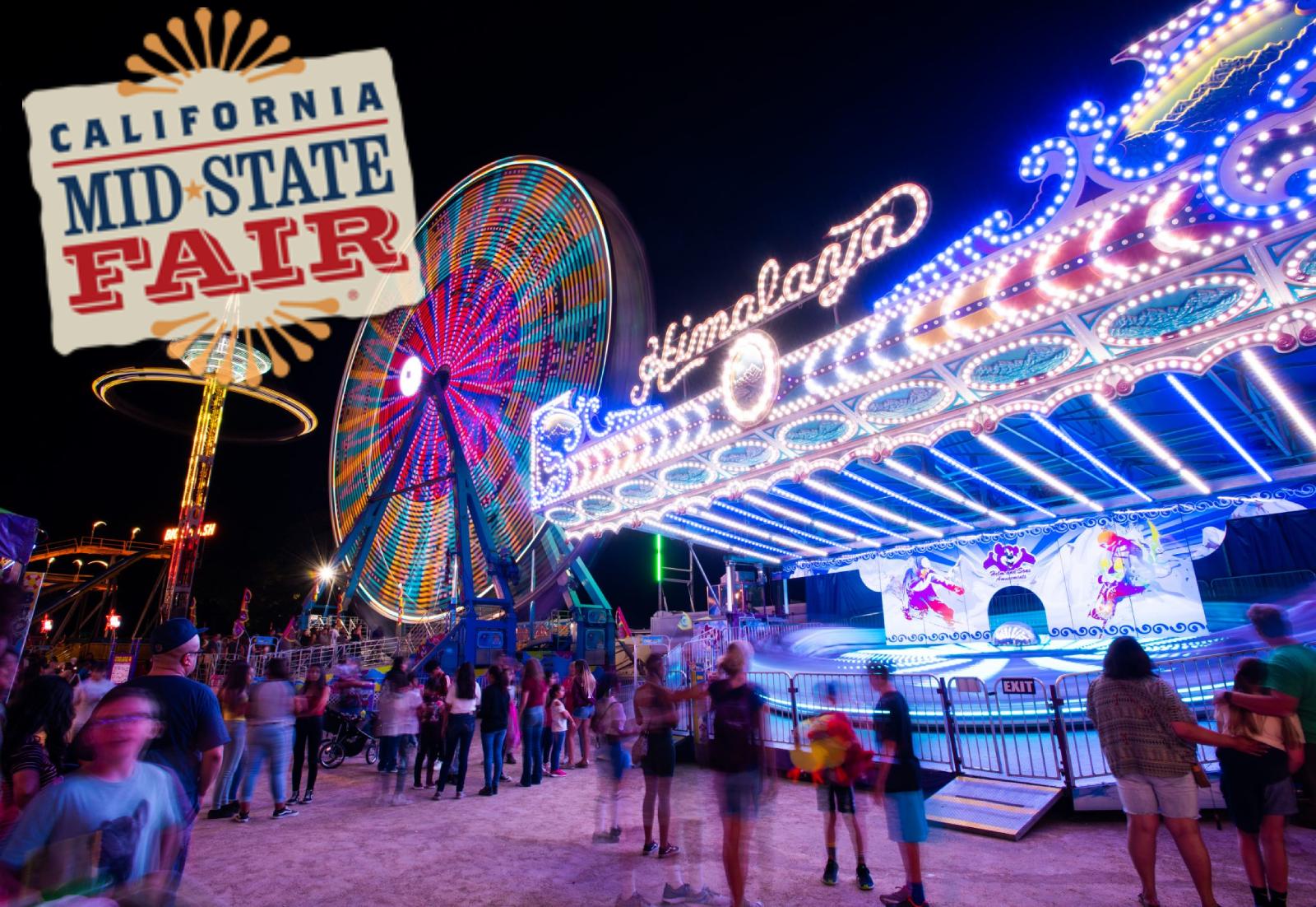 The California Mid-State Fair