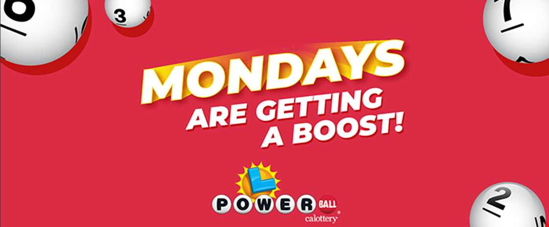 Powerball lottery tickets are now drawn on Mondays too