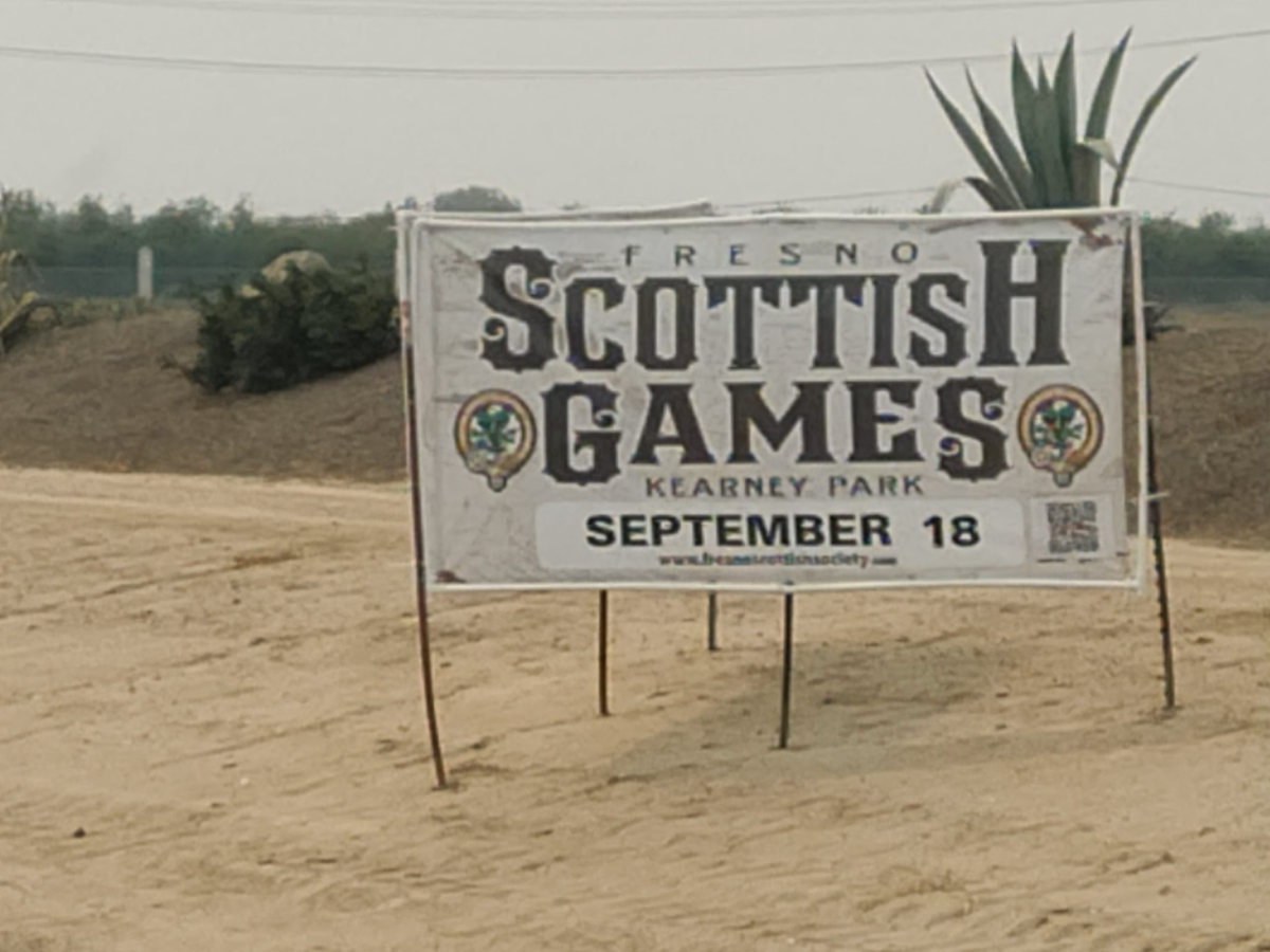 Scottish Games coming soon: Saturday September 18th