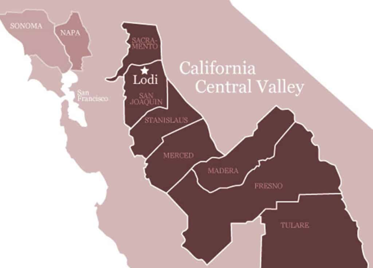 Lodi, another gem of the Central Valley?